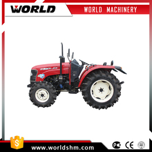 Excellent fast Supplier 4wd 40hp tractor with front end loader and backhoe