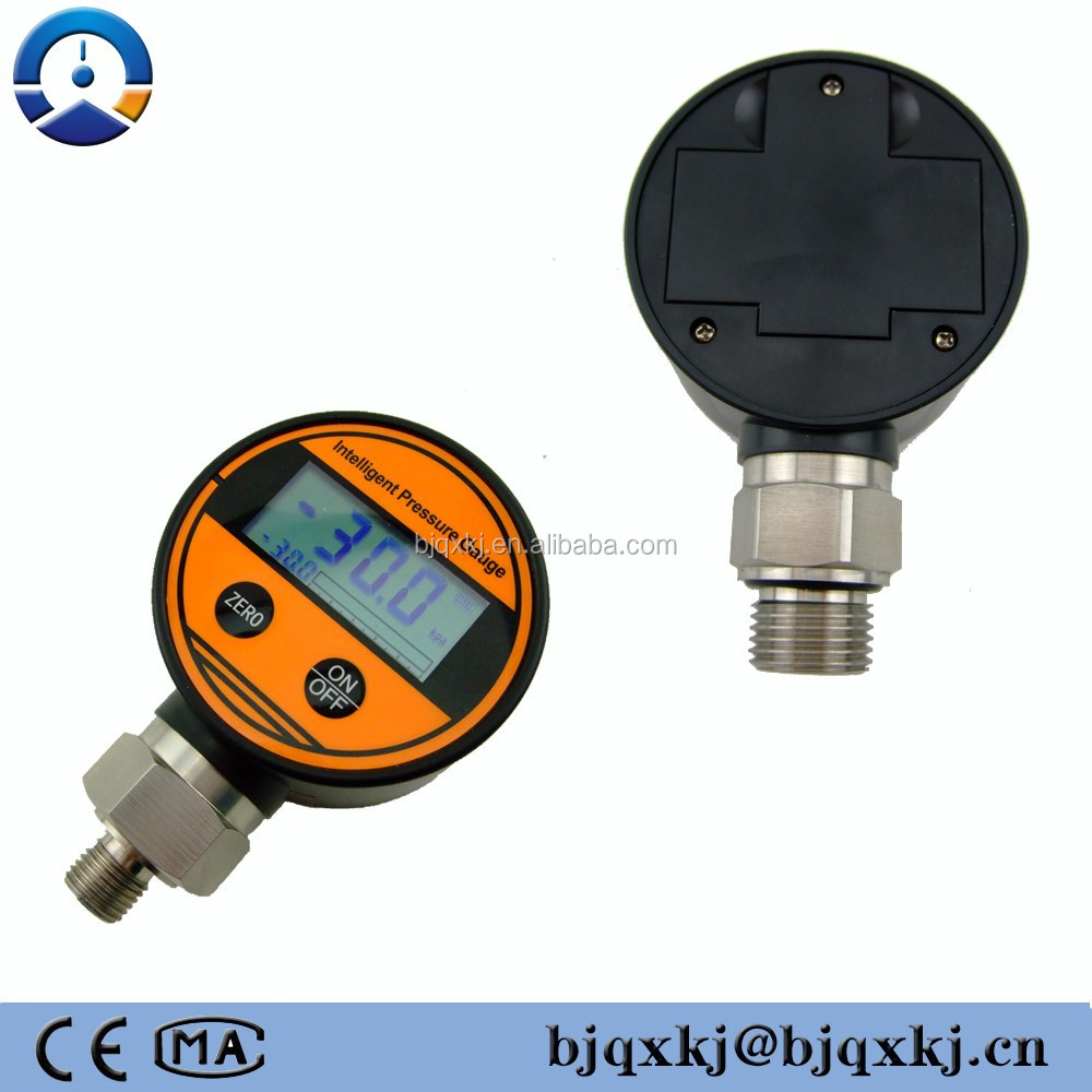 Digital Air Pressure Gauge ,digital pressure meter with battery