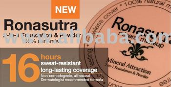 RONASUTRA MINERAL FOUNDATION