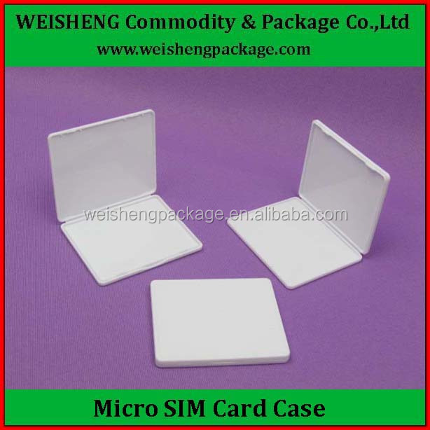 Factory Supply office plastic card case,Custom design plastic business card case