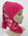 H320 beautiful small girl hijab,new style scarf hijab