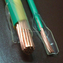 Copper Conductor PVC Insulation Nylon Sheath Cable Electrico