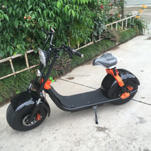 Sunport electric bicycle 2017 18inch 60v 800w 1000w big tyre self balancing electric scooter / electric fat tire bike / chopper