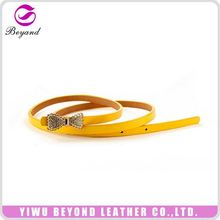 Garment accessories fancy and beautiful adjustable rhinestone waist belt wholesale price