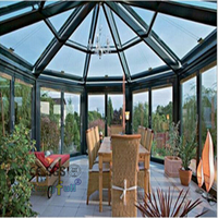 Special Best Selling Solarium Glass House Sunroom