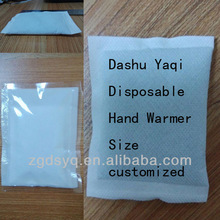 Alibaba China hand warmer air activated heat pack elbow warmer with belt