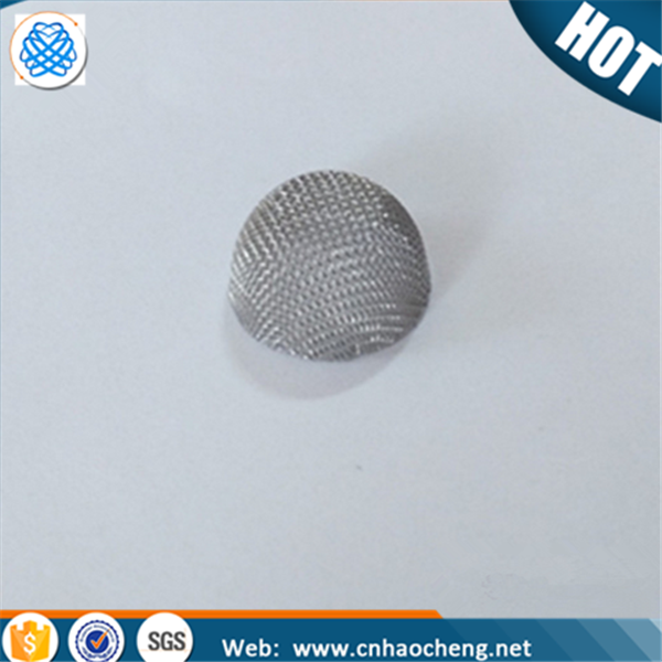 Metal Smoking pipe screens bowl last forever concave diffusion airflow smoking filter screen