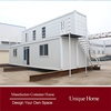 Lowcost Fashion Prefab Circuit collapsible modified office container