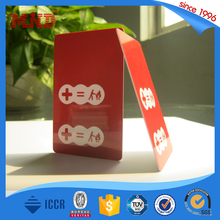 MDCL1025 Fabric/woven RFID PVC NFC Wristband for VIP membership card