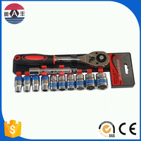 12 pcs box spanner socket set,tool set, impact socket set