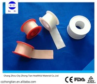 good care of silk surgical tape (CE/FDA/ISO)