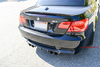 TYPE REAR TRUNK SPOILER FOR BMW E93 3-SERIES Convertible 318i 320i 325i 328i 335i 335is 320d 325d 330dxDrive 07-13 B086F