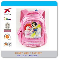 XF B-107 cute active school bags white snow backpack