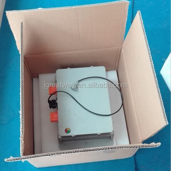 6.6KW 650V 12A on board EV battery charger