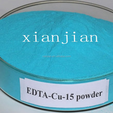 edta copper disoum complex,chelated edta-cu-15