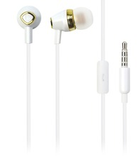 Ienjoy Good quality best cell phone headphones newest trendy cheap in-ear earphone