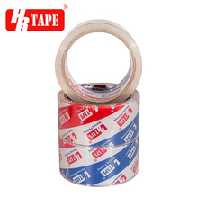 Strong adhesion Crystal clear BOPP tape