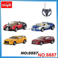 1:43 RC Die cast mini rc car WL8887