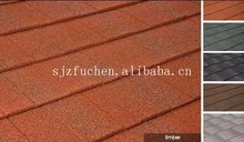 Stone-coated Metal Roofing Tile