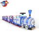 2017 New Design Amusement park ride Mini Electric Trackless Train for kids and adult