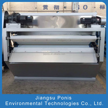 European standard automatic belt press for sale for sludge dewatering