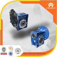 High torque low noise RV series finishing mower gearbox for agitator