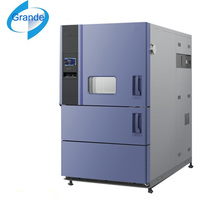 Cold hot impact machine/thermal shock test chamber for temperature cycling
