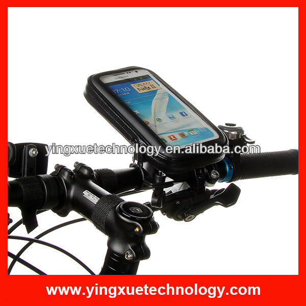 for Samsung Note II Waterproof Case Bike Holder
