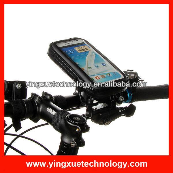 for Samsung Note II Waterproof Case Bike Holder