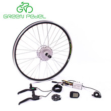 Green Pedel 36V 48v 250w 350w electric bicycle wheel kit