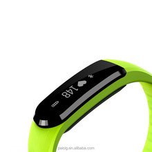 2016 Shenzhen Factory Phone Call and Text Message Reminder Smart Outdoor Exercise Monitor firness band wirstband id101hr