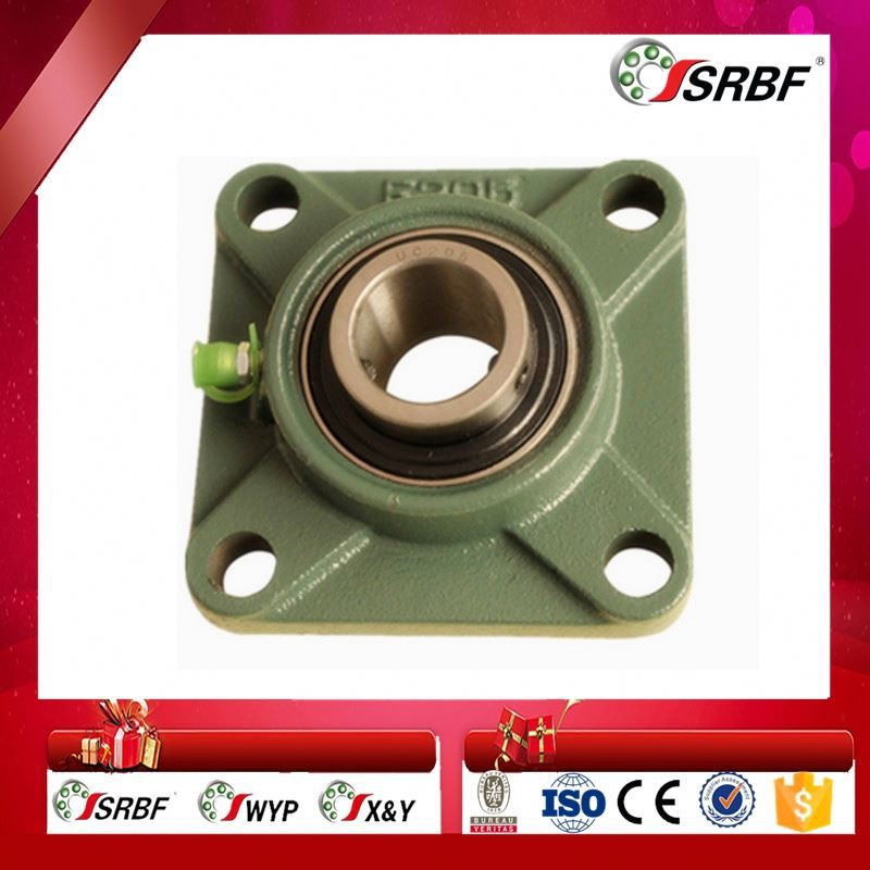 SRBF Long life stable quality insert bearing external sphere ball bearing pillow block bearing ucfc211