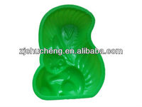 Animal style silicone cake mould/pan