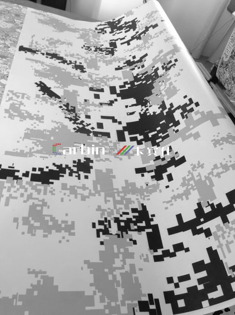 auto schwarz und wei digitale tarnung auto vinyl abdeckfolie graffiti karosserie dekoration. Black Bedroom Furniture Sets. Home Design Ideas