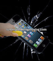 Super Anti-Scratch Tempered Glass Screen Protector FULL BODY For iPhone 5 5S 5G