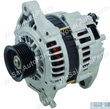 12V 80A hot sale ac engine parts alternator lester:13728 LR180-751