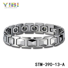 2018 special black healthy magnetic tungsten bracelet, fashion jewelry