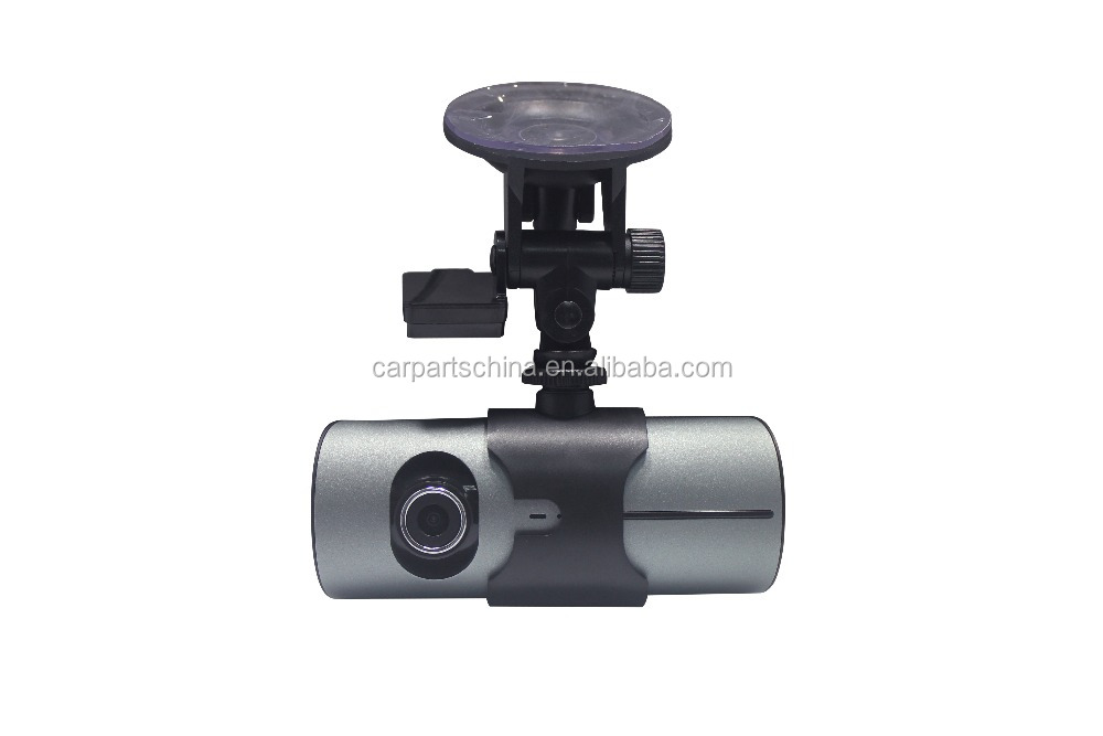 Built in GPS Logger 720p Rearview Dash Cam R300