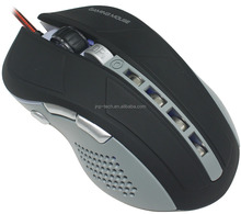 6D Gaming mouse Special changeable weights mouse