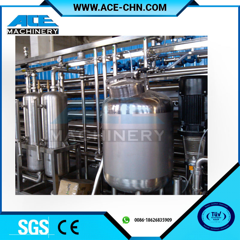 High Quality SUS304 Or 316L Stainless Steel Juice Sterilization Machine Pasteurizer Uht