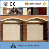 Wholesale price China sectional garage doors