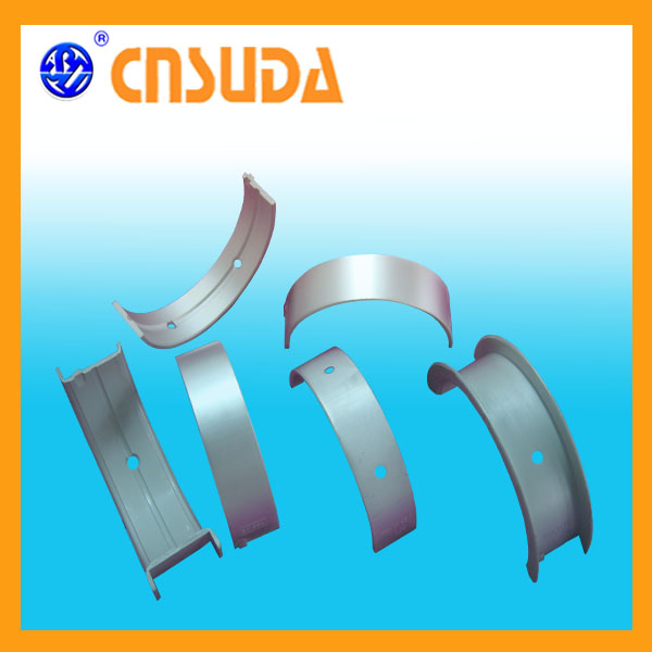 auto bearing suitable for Mercedes Benz OM366 crankshaft bearing and con rod bearing