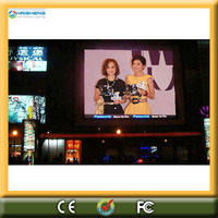 make led display board transparent led display with great price