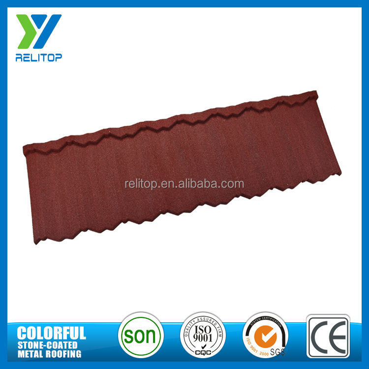 Stone cheap decorative japanese roof construction tile