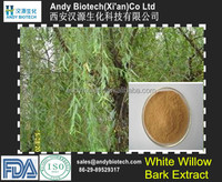 Plant Extract White Willow Bark Extract
