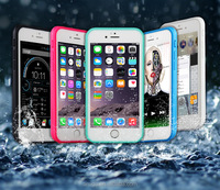waterproof design Latest TPU silicon soft case for iphone 6 cover phone accessory
