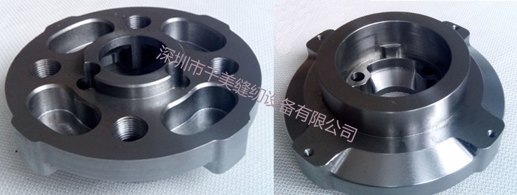 CNC machine precision hardware parts