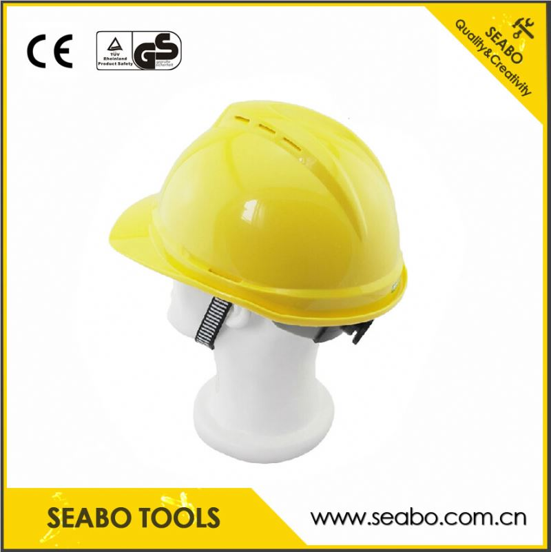 Hot Sale full brim hard hat safety helmet made in China
