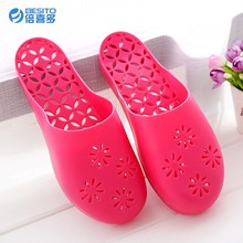 Beixiduo factory wholesale indoor pvc plastic women pvc plastic jelly shoes ladies crystal covered shoes ladies cover shoes