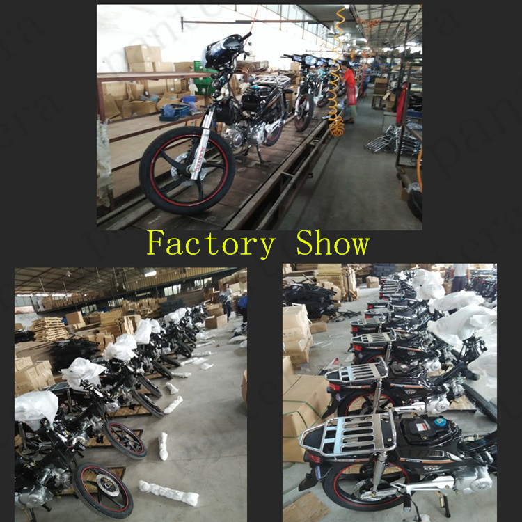 2018 Factory Price Moped Wholesale Moto 50cc 110cc Motorcycle for Sale
